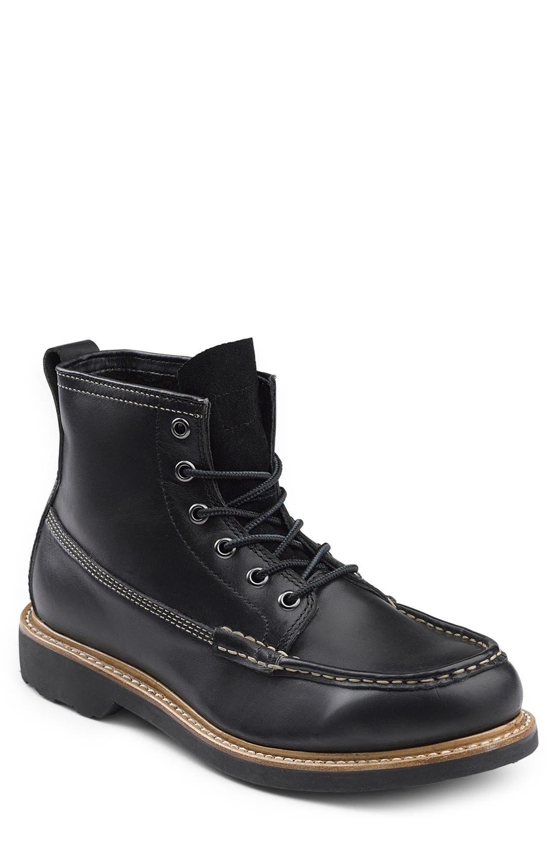Main Image - G.H. Bass & Co. 'Ashby' Moc Toe Boot (Men)