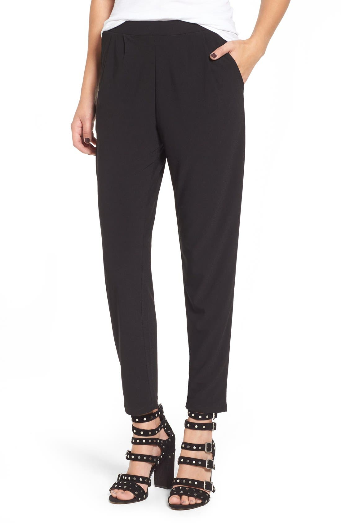 Main Image - Leith Pleat Front Trousers