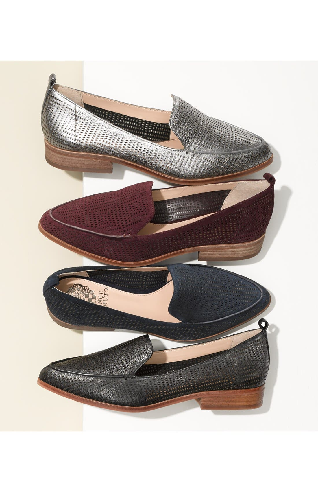Alternate Image 8  - Vince Camuto 'Kade' Cutout Loafer (Women) (Nordstrom Exclusive)