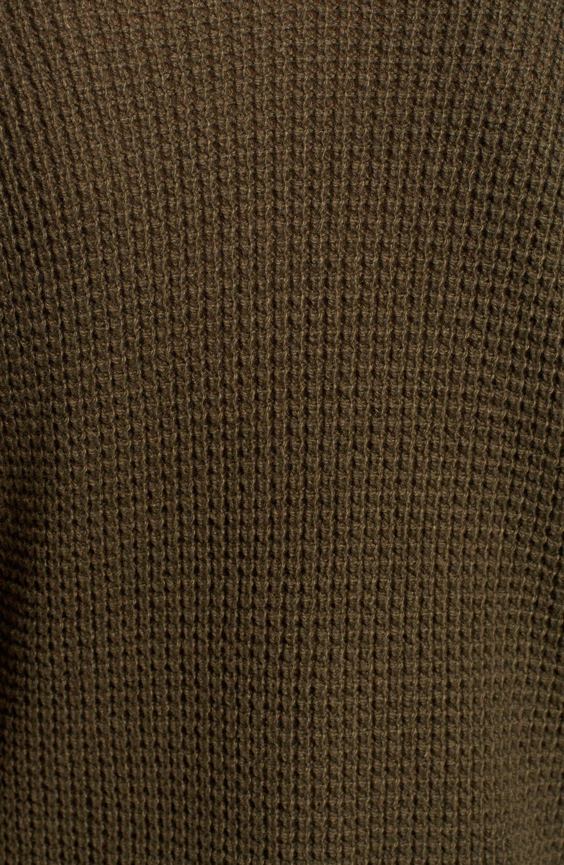 Alternate Image 5  - BP. Texture Knit Pullover