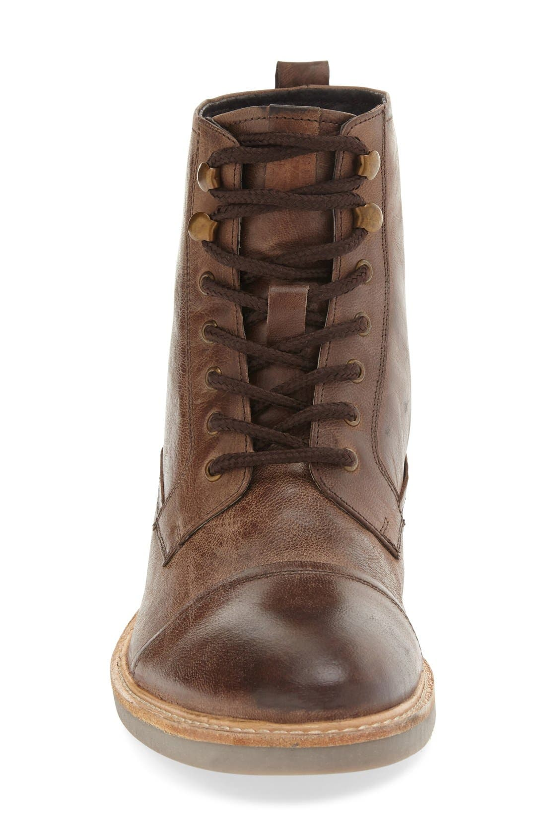 Alternate Image 3  - Ben Sherman 'Luke' Cap Toe Boot (Men)