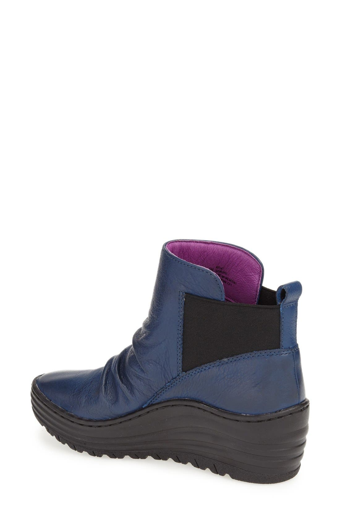 Alternate Image 2  - bionica 'Gilford' Wedge Bootie (Women)