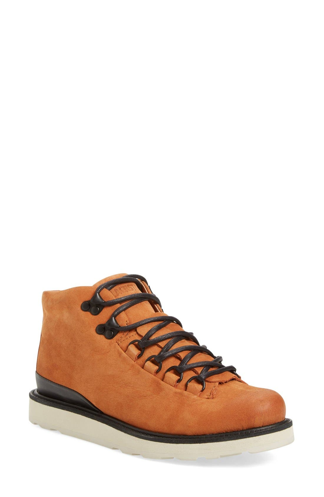 'MW76' Water Resistant Boot,                         Main,                         color, Cortecia Nubuck Leather