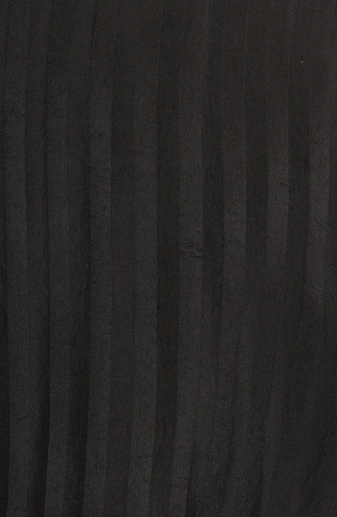 Alternate Image 5  - KENDALL + KYLIE 'Tuxedo' Long Stripe Jacket