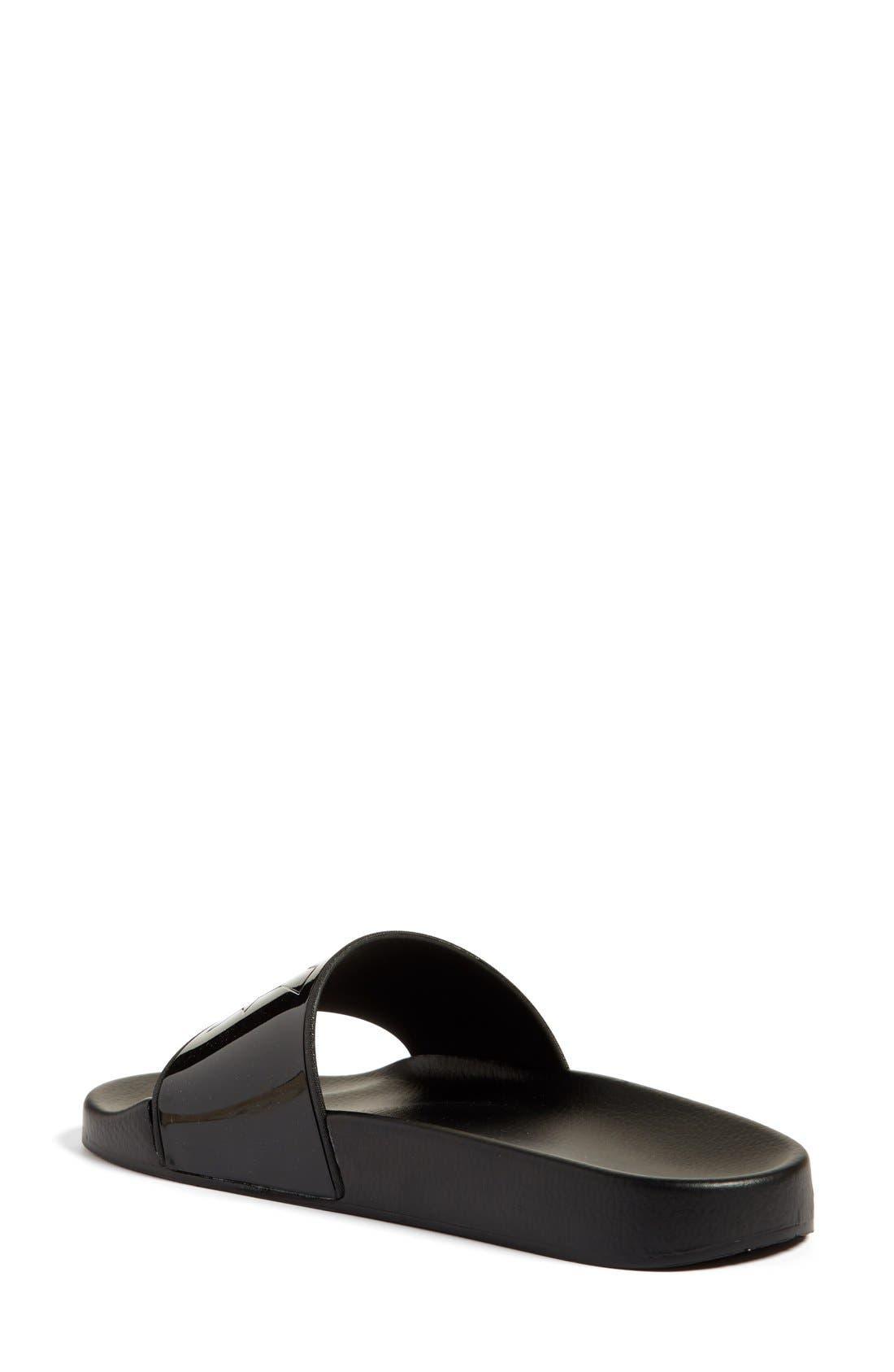 Alternate Image 2  - IVY PARK® Logo Slide Sandal (Women)