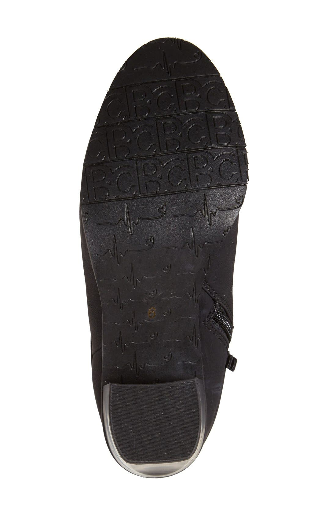 Alternate Image 4  - BC Footwear 'Band 2' Bootie (Women)