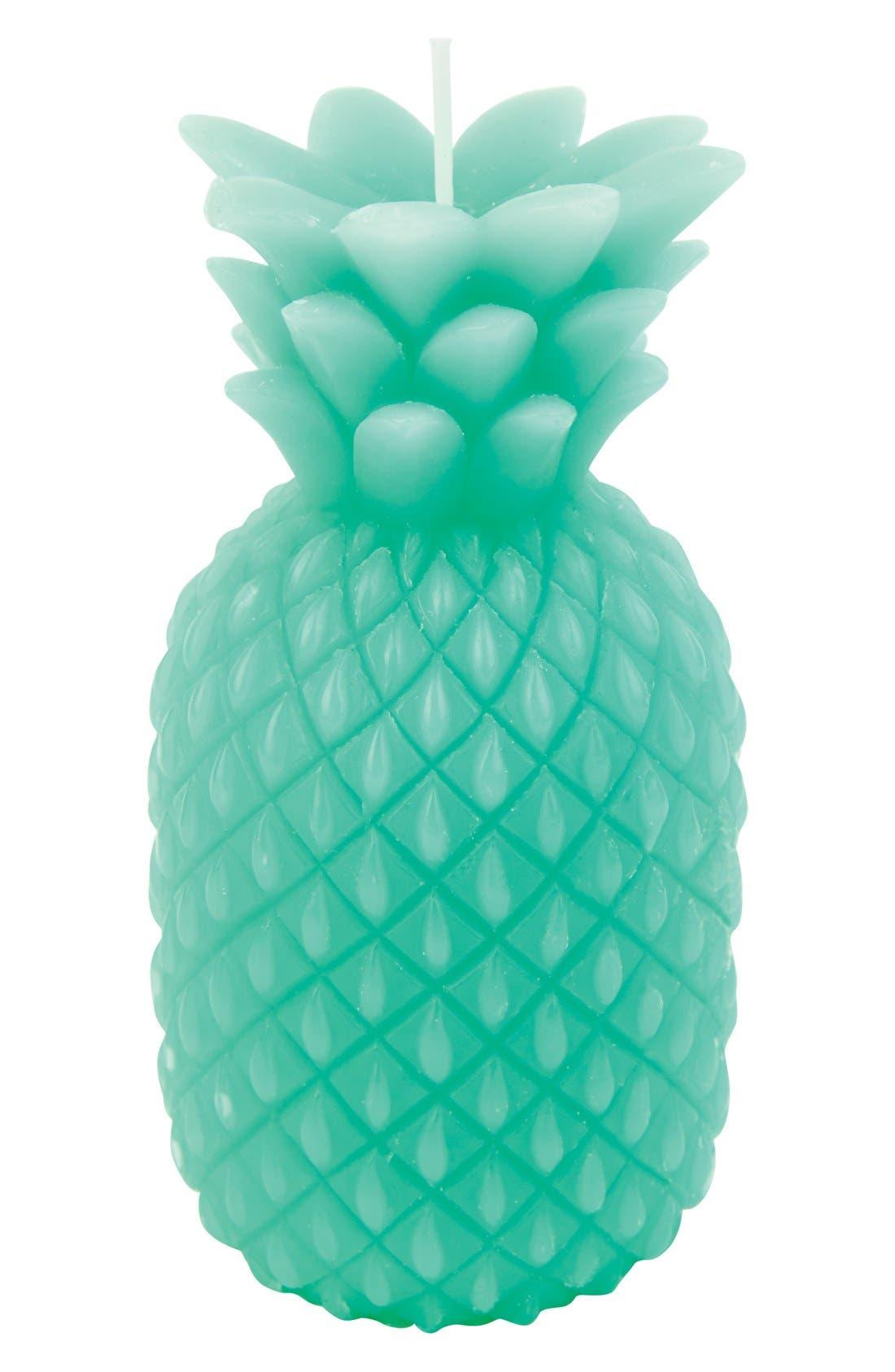 Main Image - Sunnylife Pineapple Candle