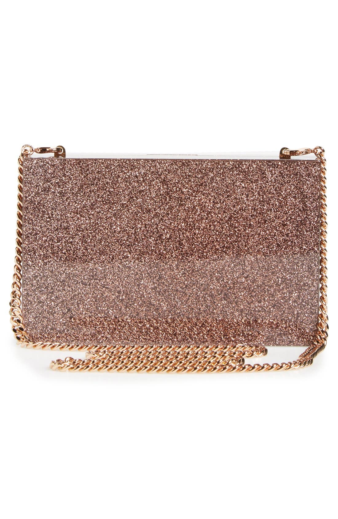 Alternate Image 3  - Stella McCartney 'Mix Glitter' Box Minaudière