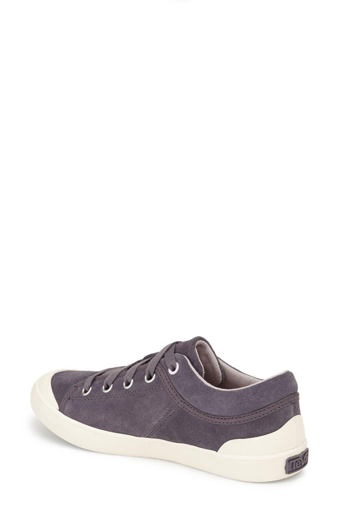 'Freewheel 2' Sneaker,                             Alternate thumbnail 2, color,                             Dusk Suede