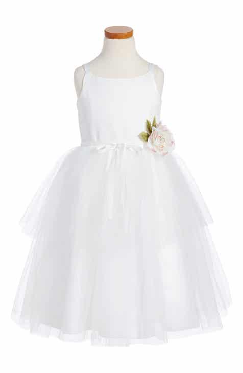 812e9b34b3 Us Angels Tulle Ballerina Dress (Baby Girls