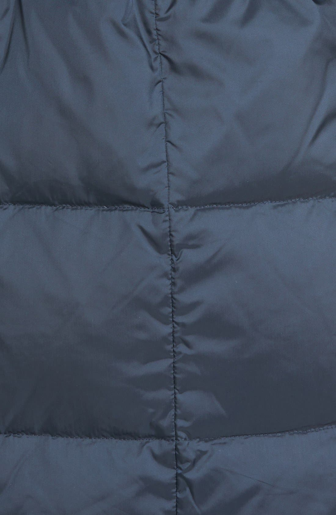 Alternate Image 5  - Cole Haan Shawl Collar Down Coat