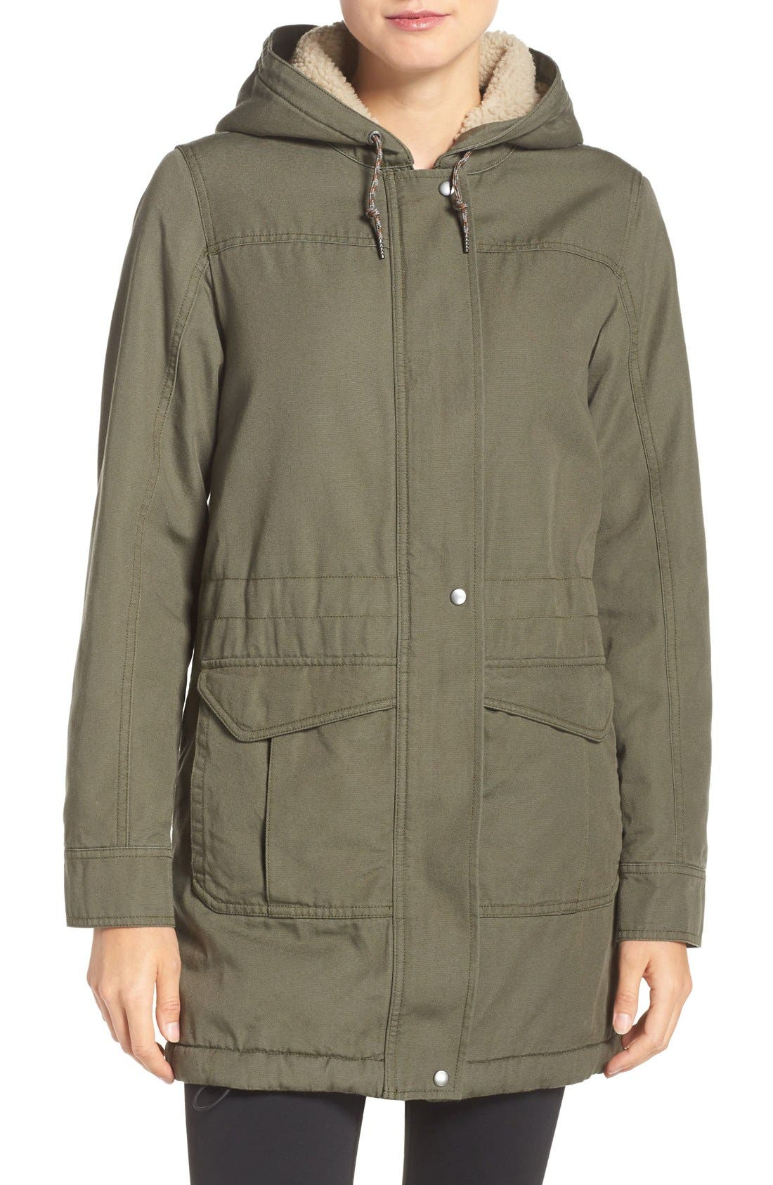 PATAGONIA Prairie Dawn Canvas Parka