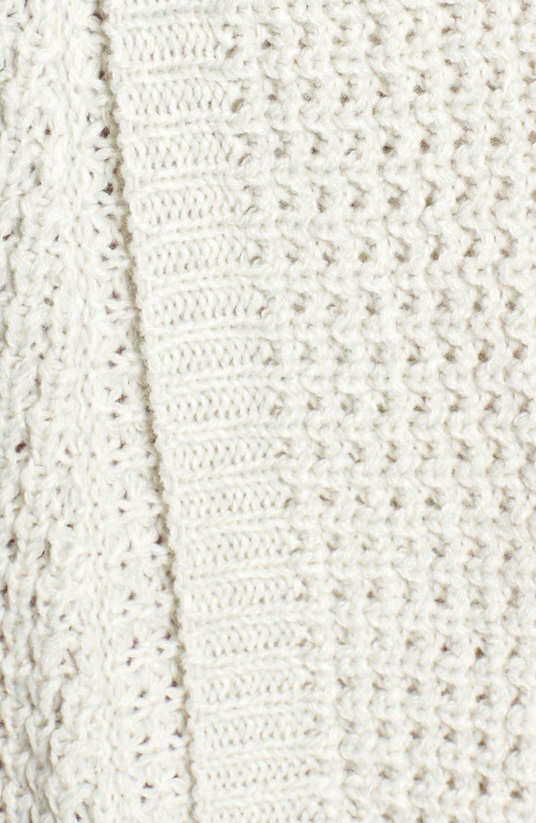 Alternate Image 6  - Rip Curl Shambala Knit Cardigan