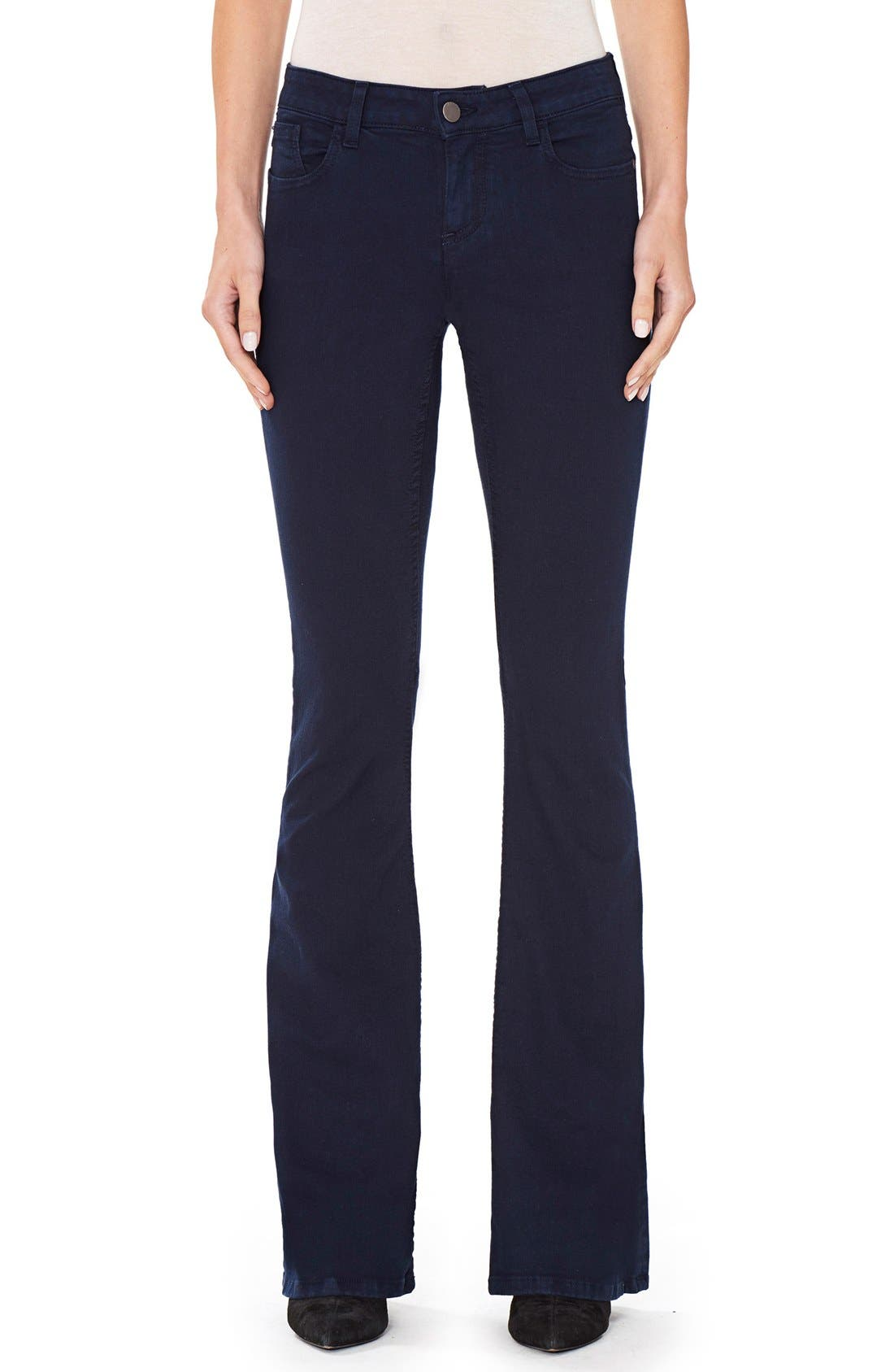 ALICE + OLIVIA Stacey Flare Leg Jeans