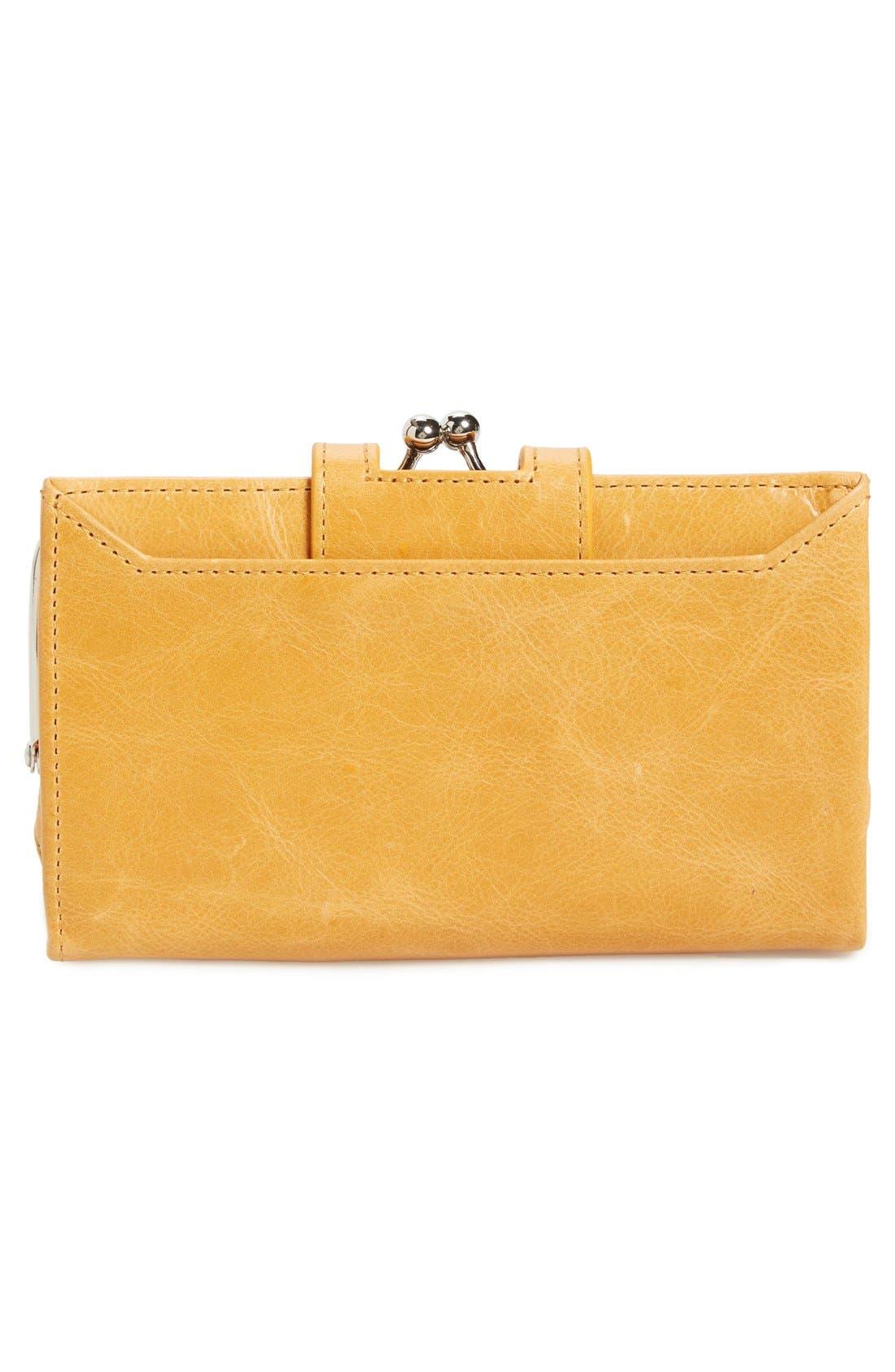Alternate Image 3  - Hobo 'Alice' Leather Wallet