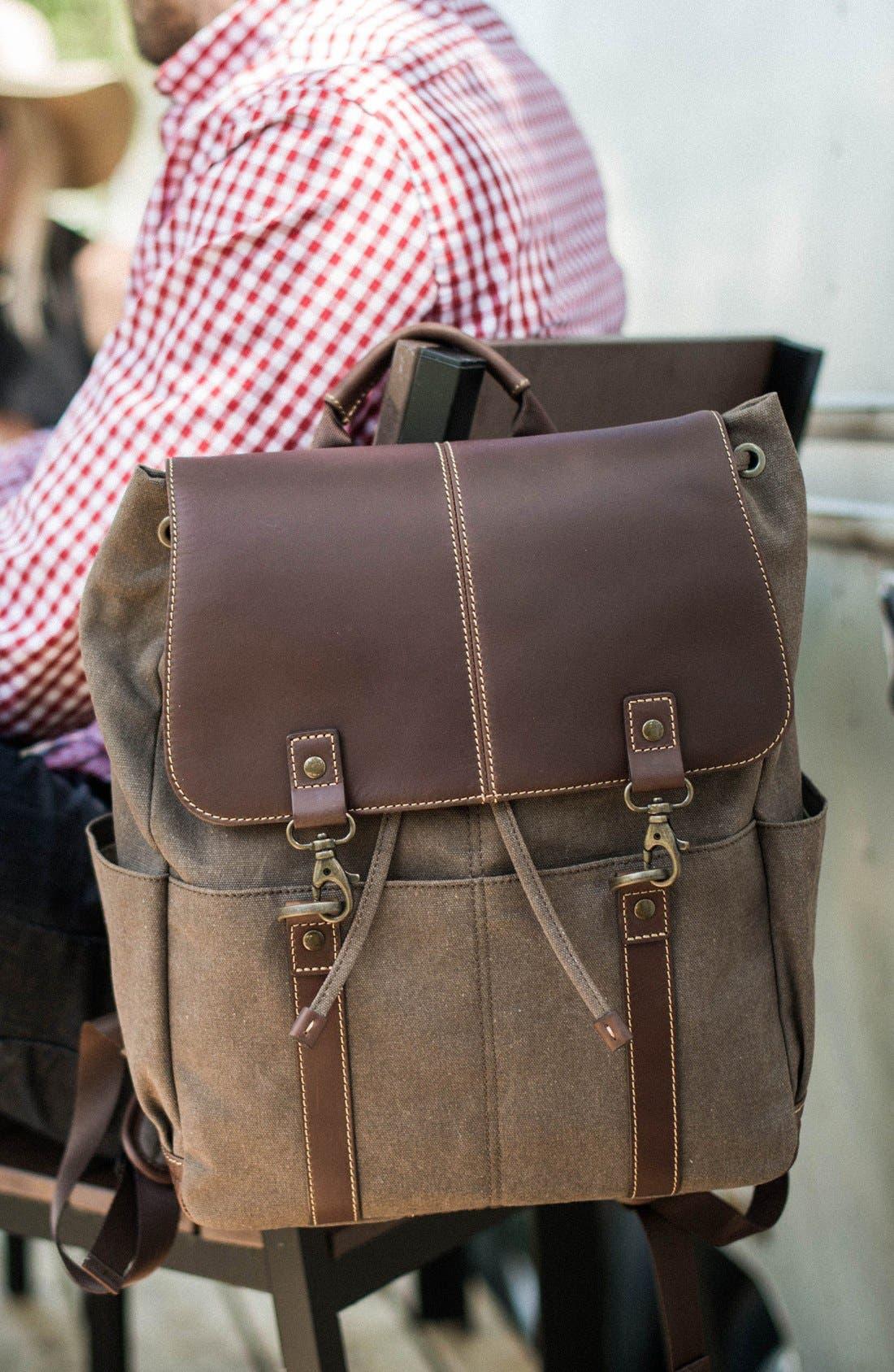 Alternate Image 5  - Boconi Bryant Backpack