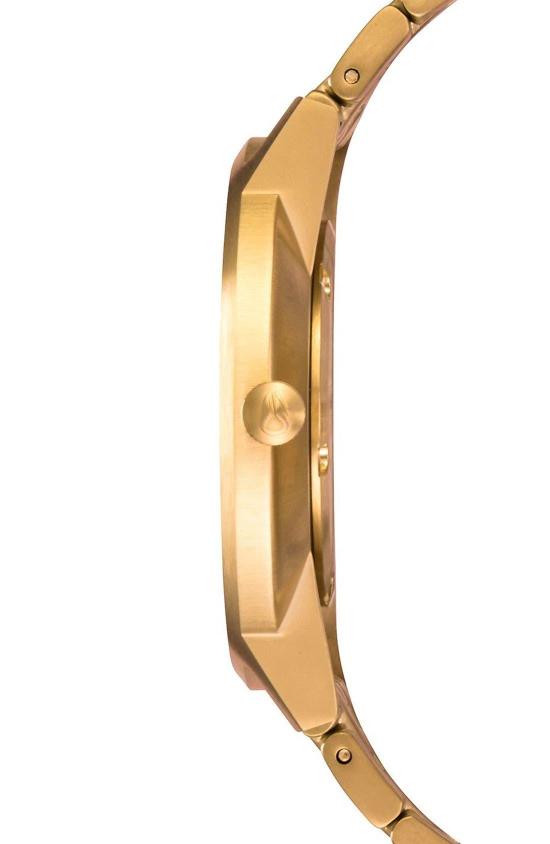 Alternate Image 3  - Nixon The Porter Bracelet Watch, 40mm