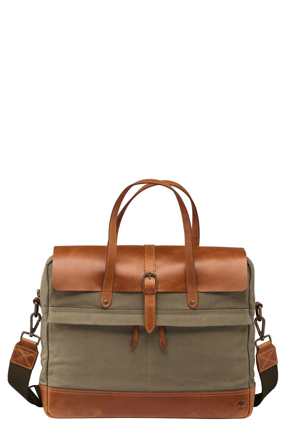 Nantasket Briefcase,                         Main,                         color, Brindle