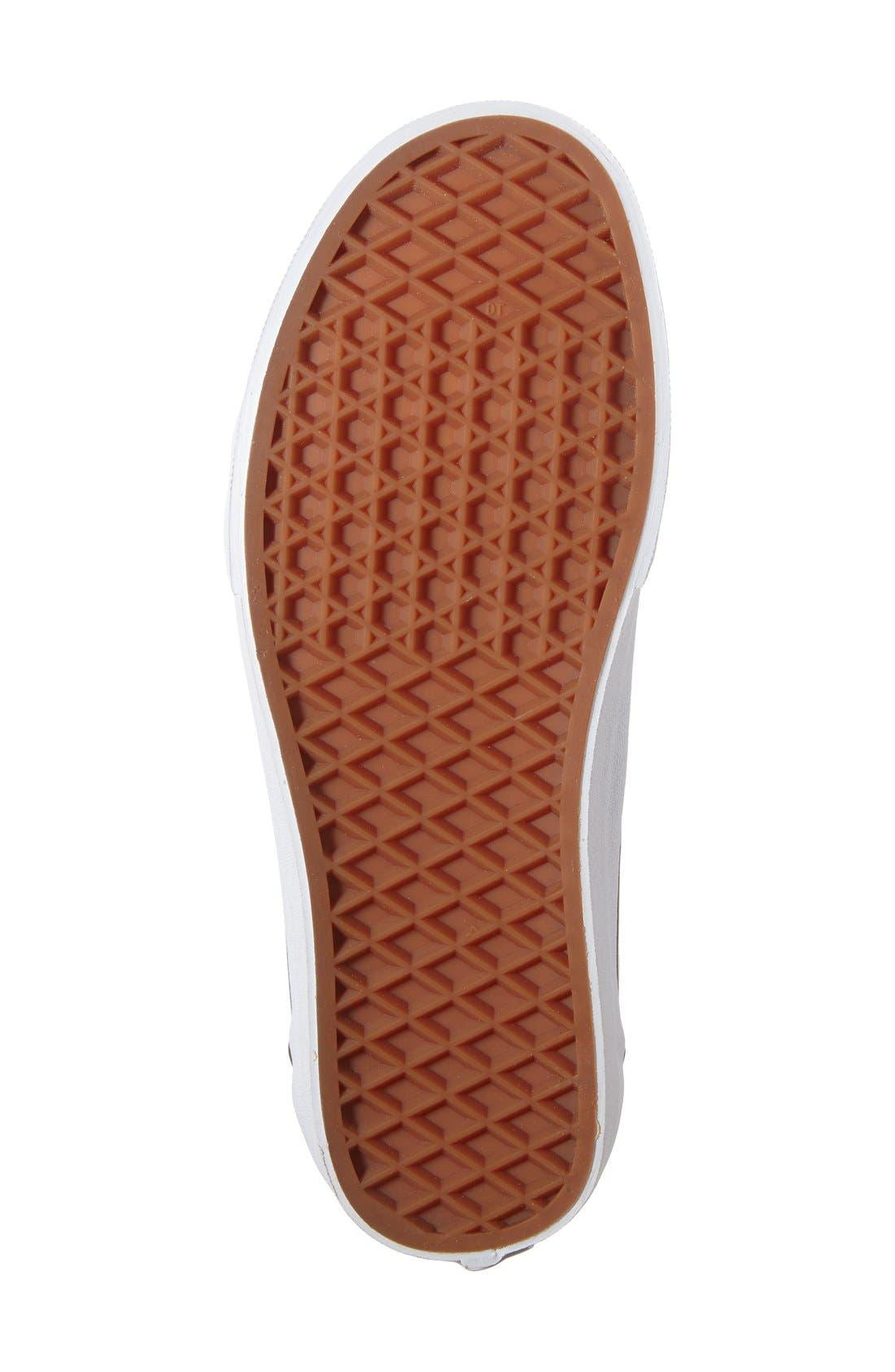 Alternate Image 4  - Vans 'Old Skool' Sneaker (Women)