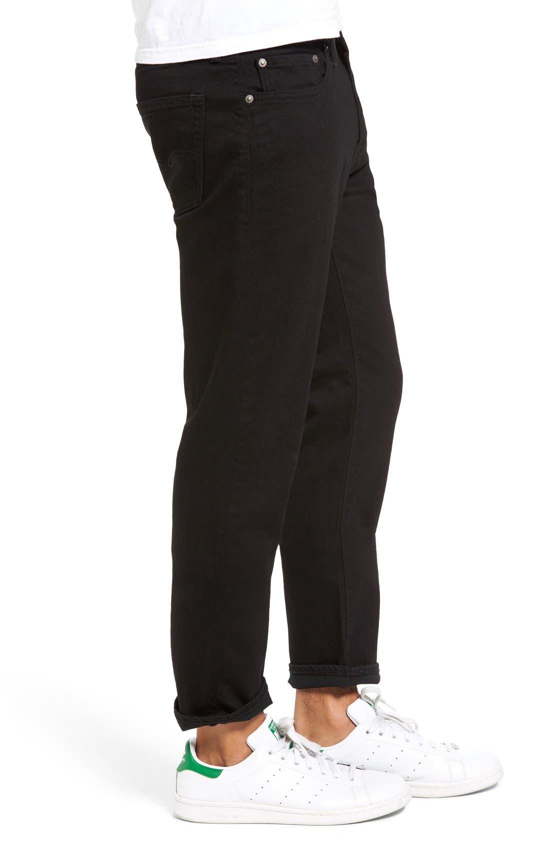 Alternate Image 3  - Levi's® 511™ Slim Fit Jeans (Nightshine) (Regular & Tall)