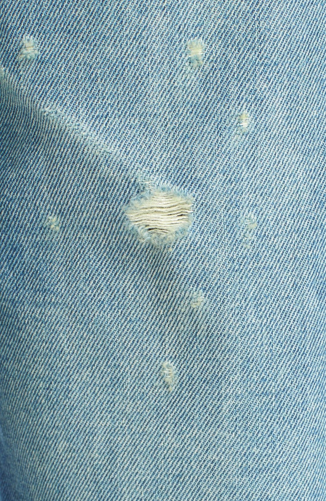 Alternate Image 6  - Vince Slouch Carpenter Jeans (Heritage)
