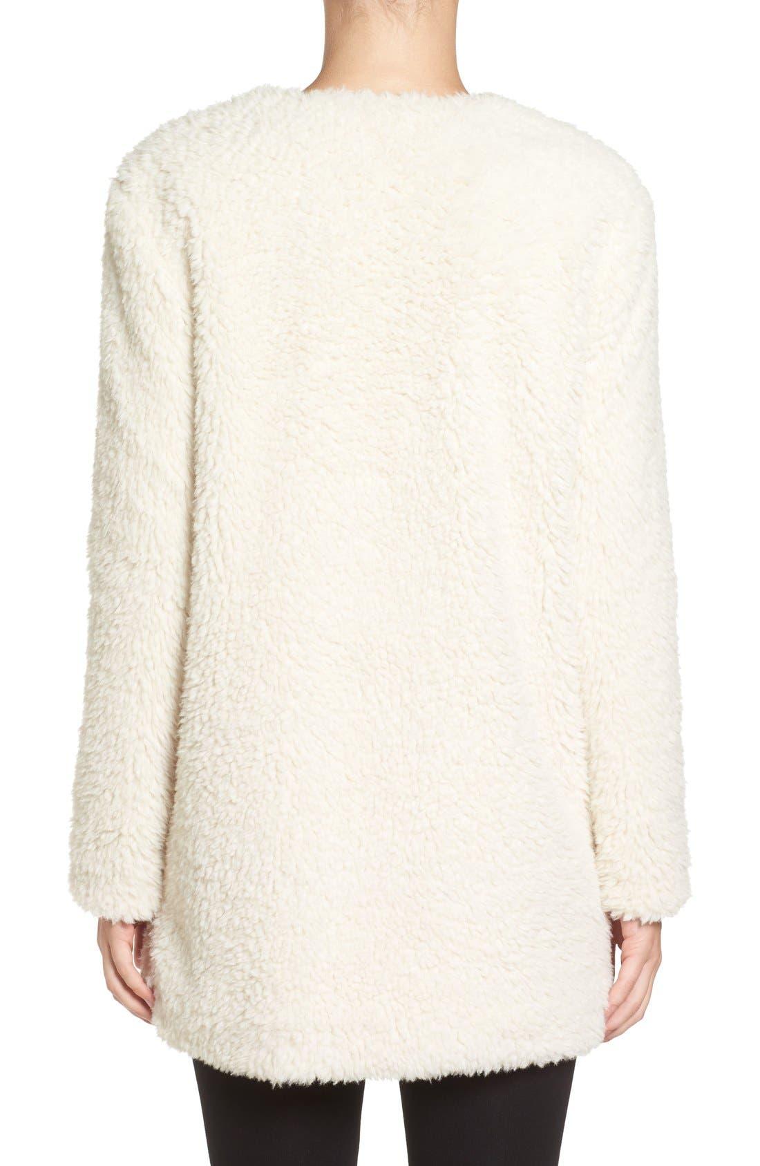 Alternate Image 2  - BB Dakota Merrill Faux Fur Jacket