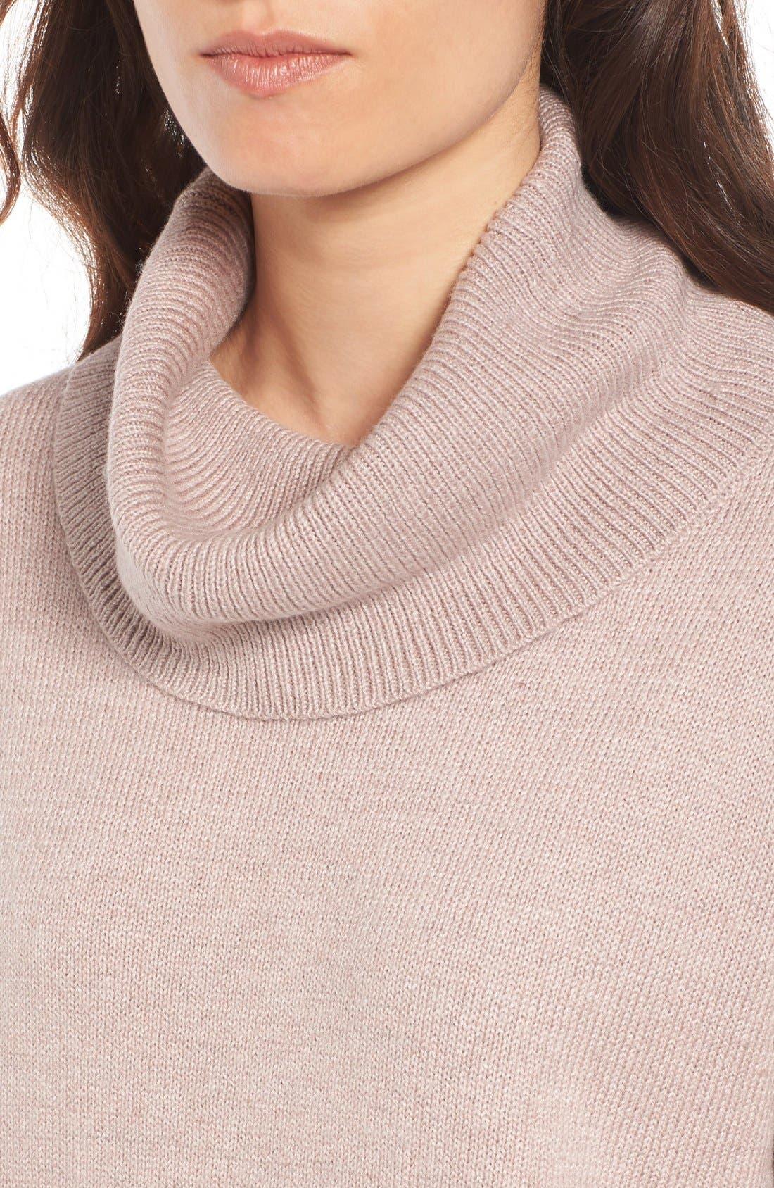 Alternate Image 4  - BP. Turtleneck Sweater
