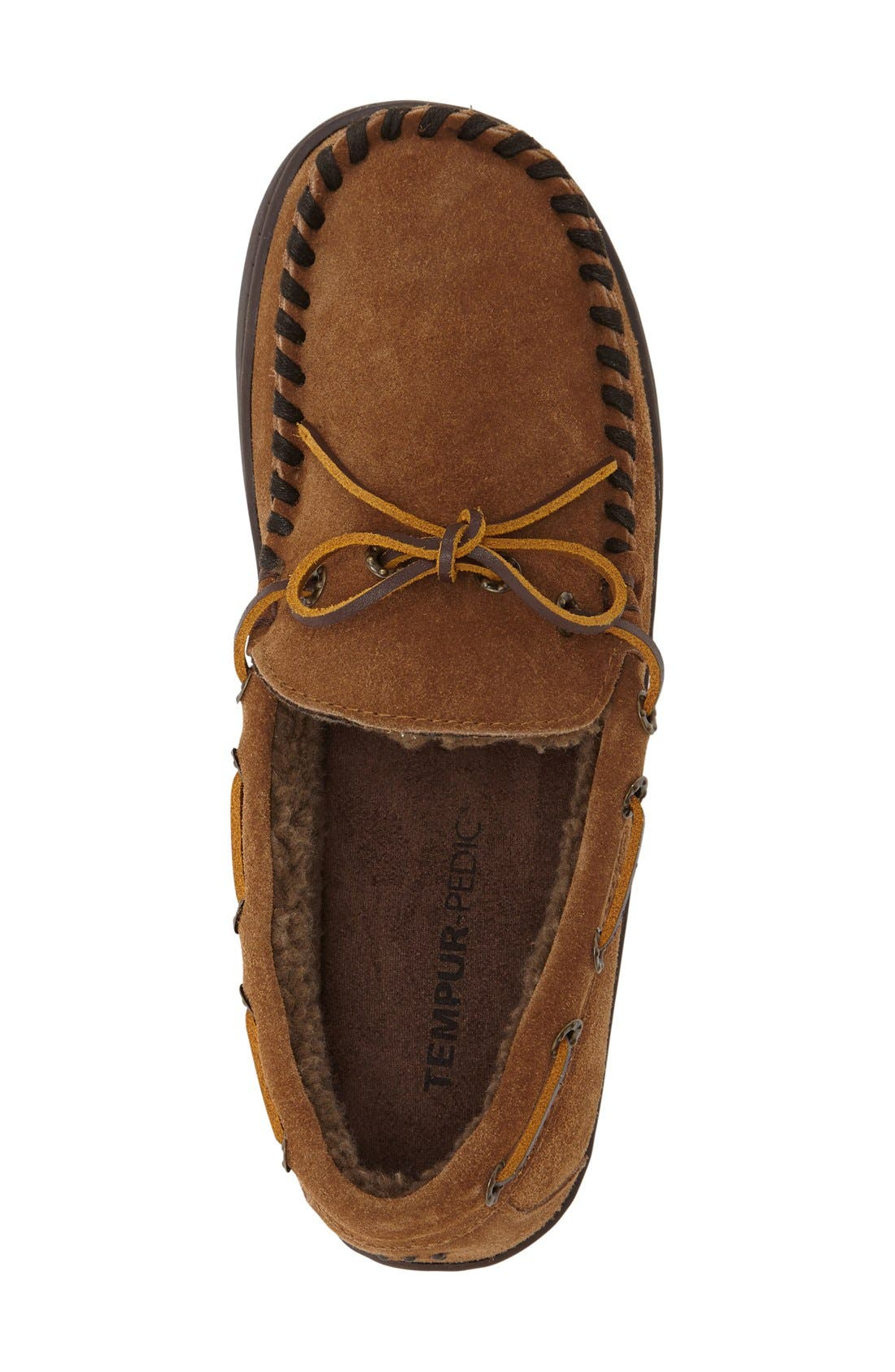 Therman Slipper,                             Alternate thumbnail 3, color,                             Chestnut