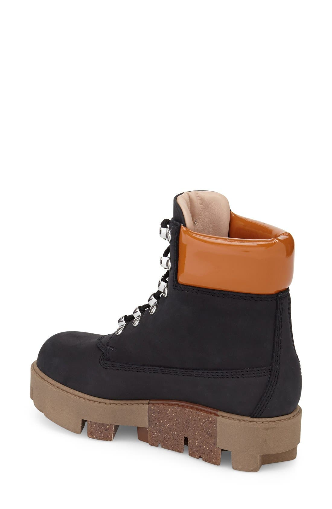 Alternate Image 2  - ACNE Studios Telda Hiker Boot (Women)