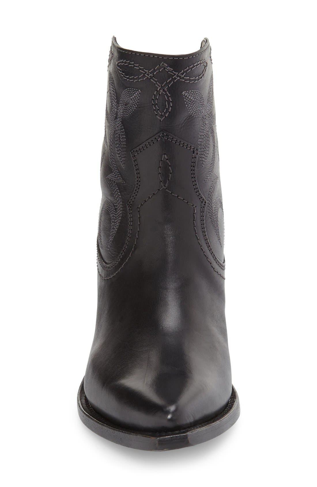 Alternate Image 3  - Frye Shane Western Boot (Women)