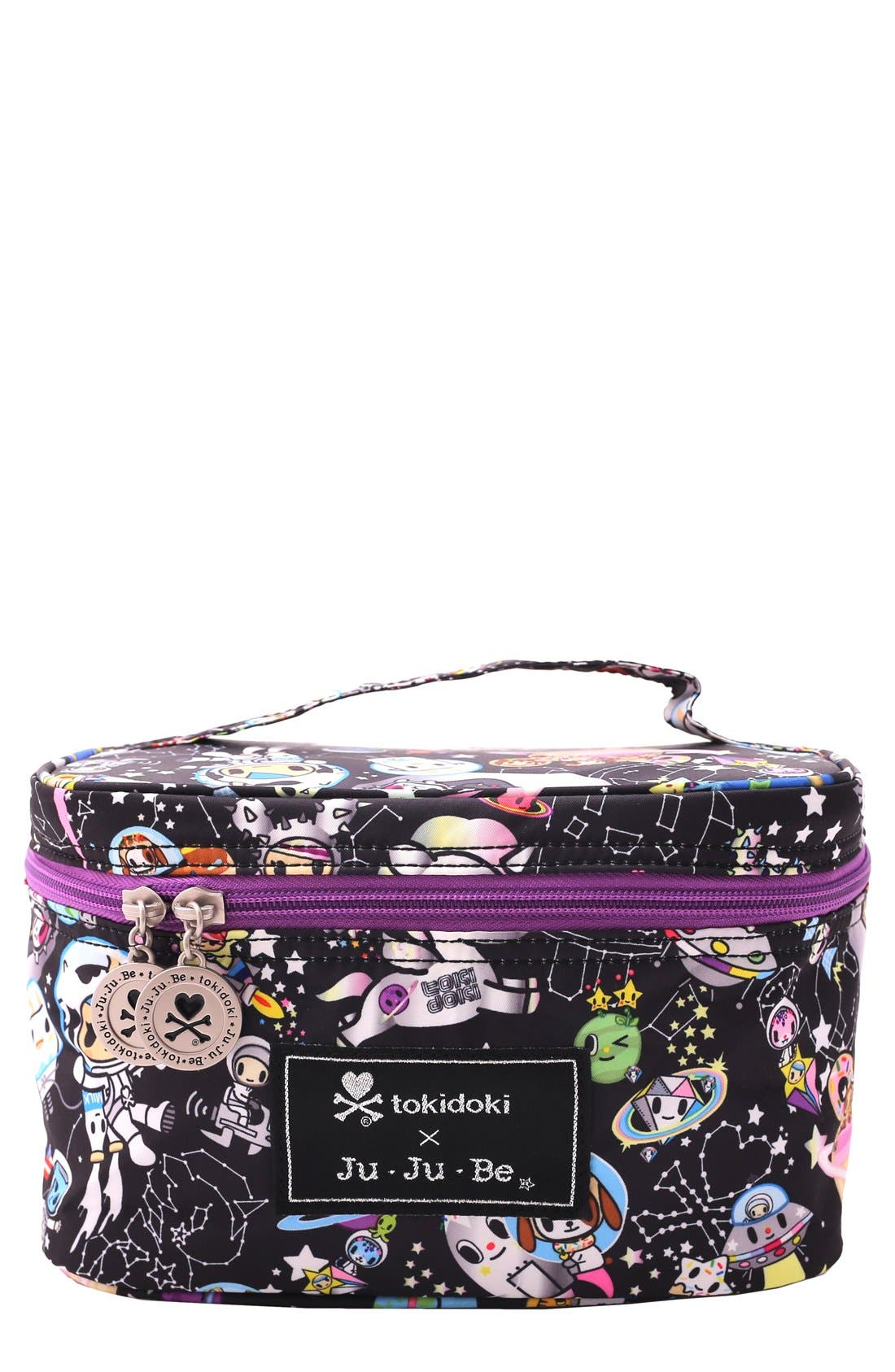 Alternate Image 1 Selected - Ju-Ju-Be x tokidoki Be Ready Cosmetics Travel Case