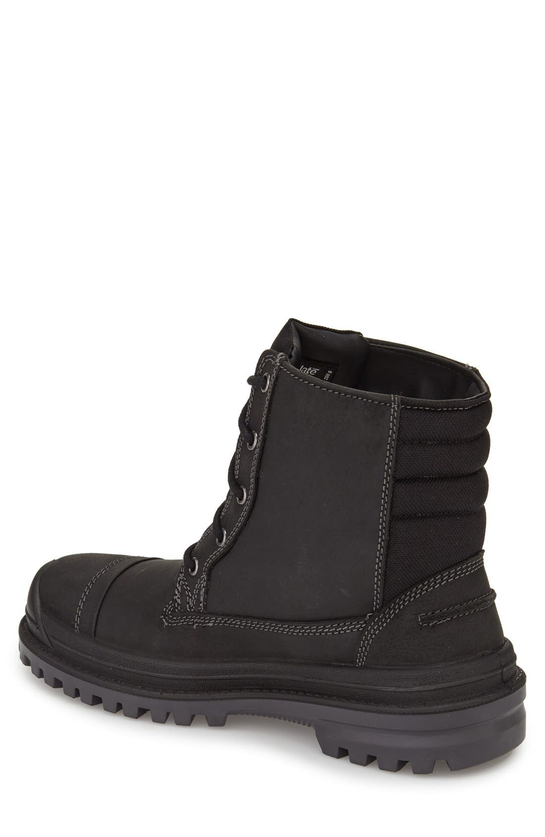 Alternate Image 2  - Kamik Griffon Waterproof Boot (Men)