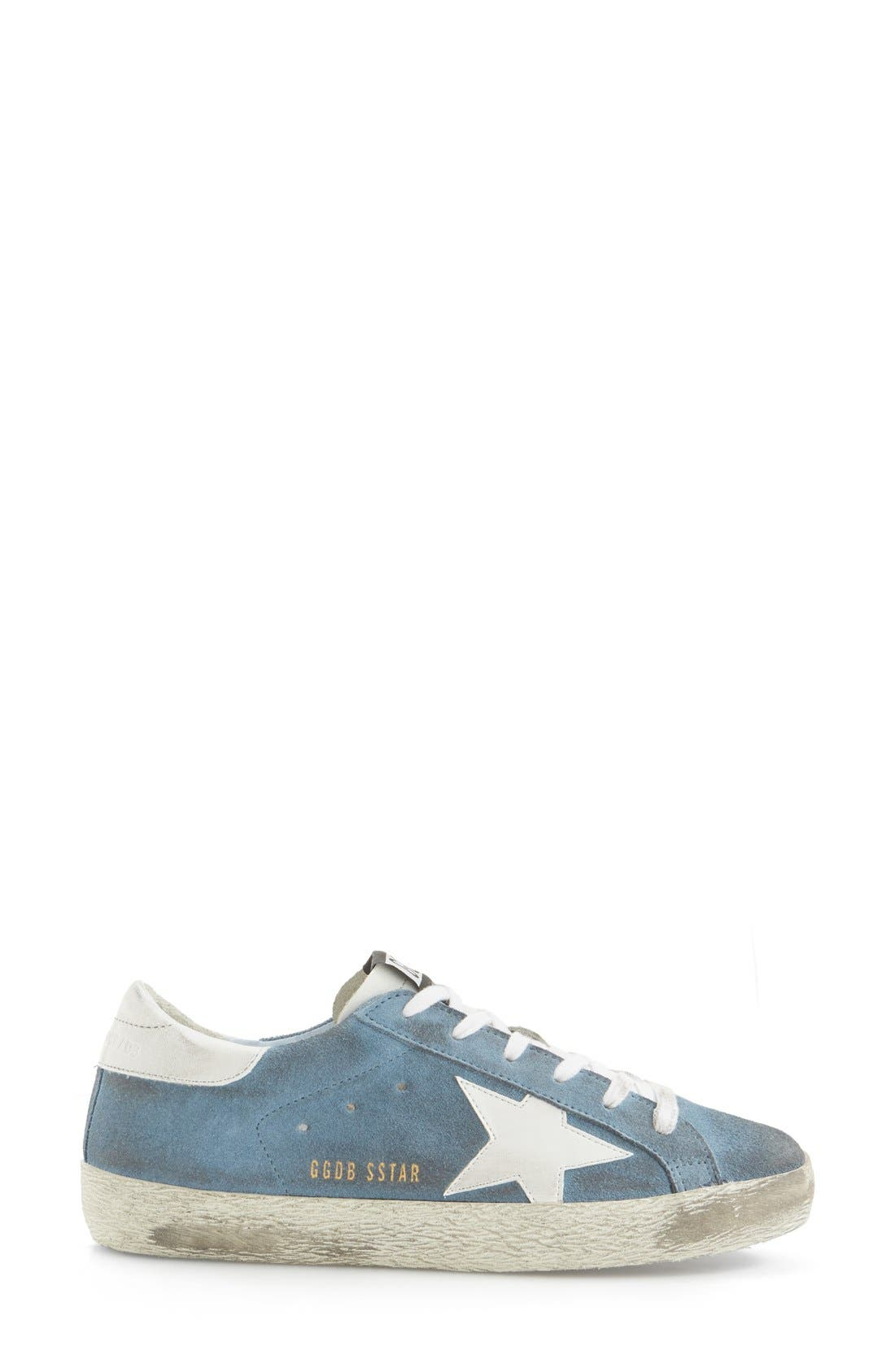 Alternate Image 4  - Golden Goose 'Superstar' Low Top Sneaker (Women)