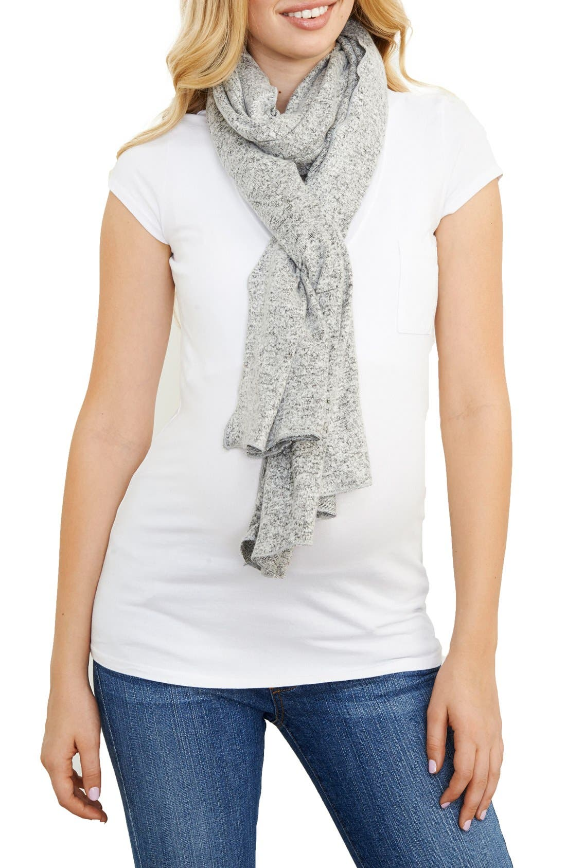 Alternate Image 1 Selected - Maternal America Nursing Scarf