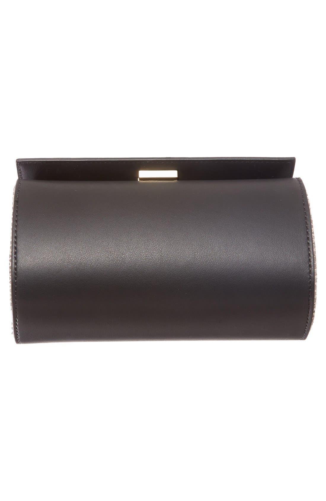 Alternate Image 5  - Givenchy Pandora Box Genuine Snakeskin Crossbody Bag