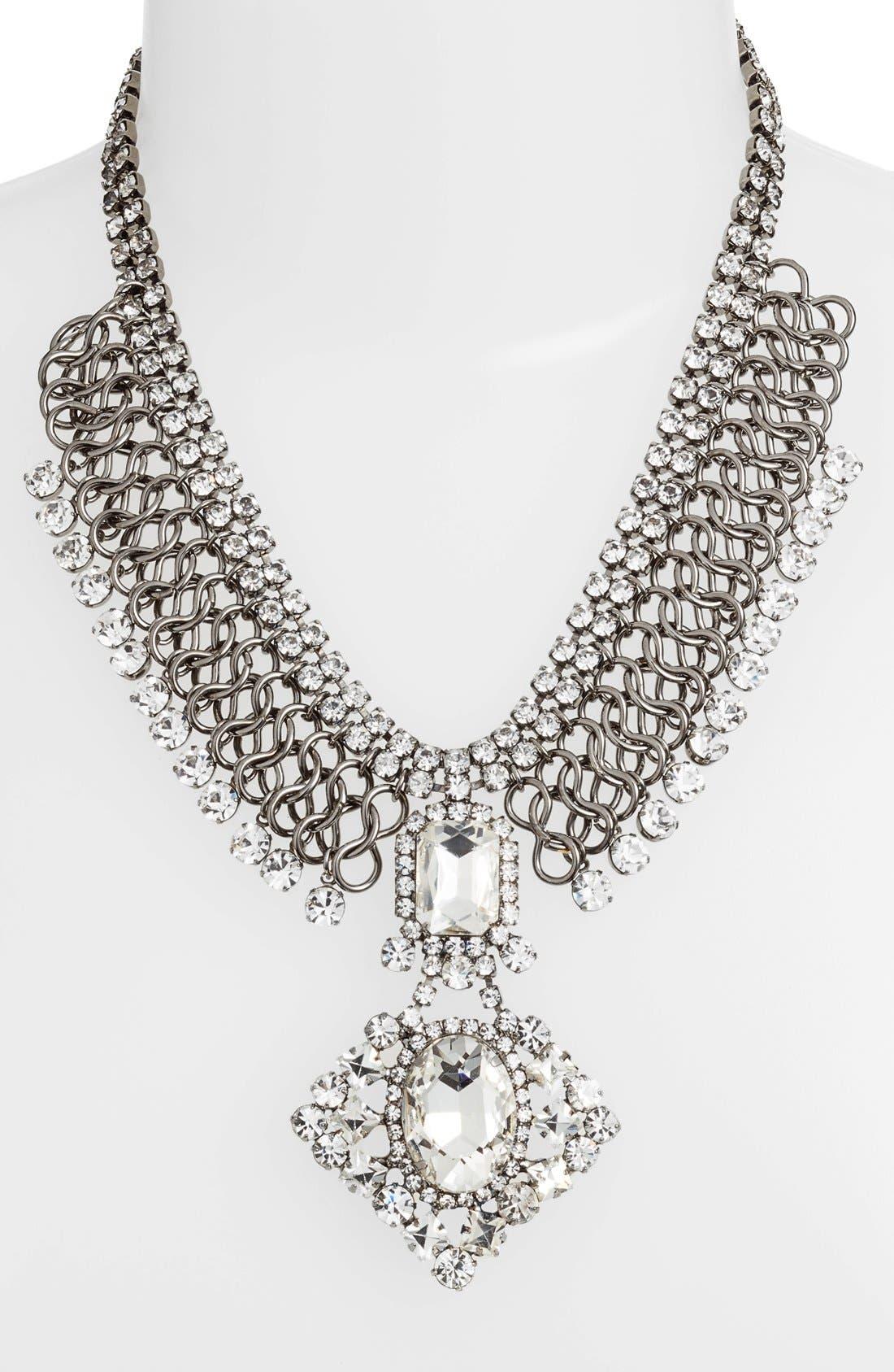 Alternate Image 2  - Cristabelle Statement Collar Necklace
