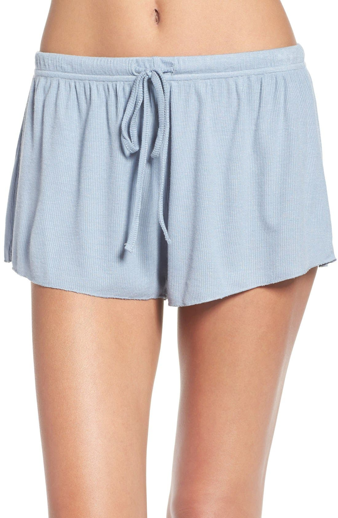 Barefoot Dreams® Luxe Lounge Shorts