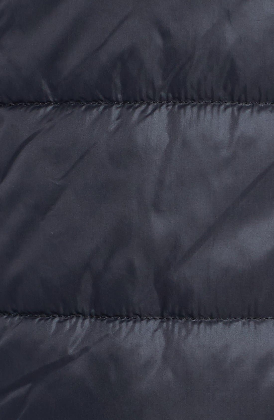 Alternate Image 5  - Vince Camuto Hooded Faux Fur Lined Vest