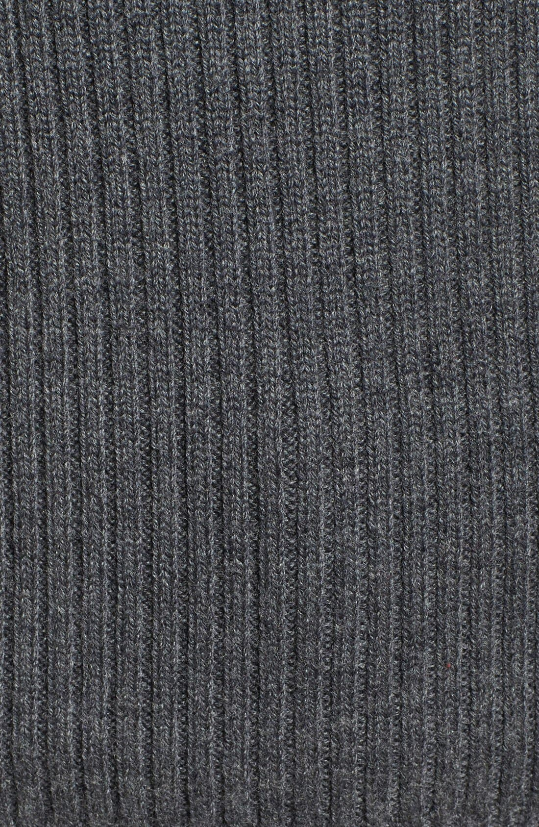 Alternate Image 5  - Tart Amity Lace-Up Merino Sweater (Plus Size)
