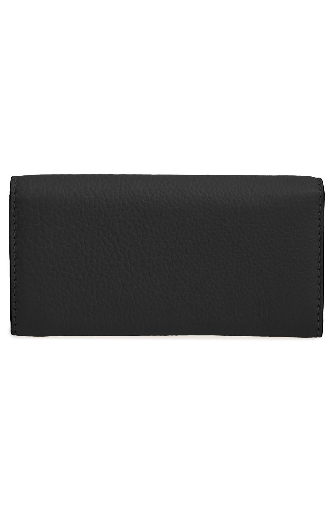 Alternate Image 3  - Chloé 'Marcie - Long' Leather Flap Wallet
