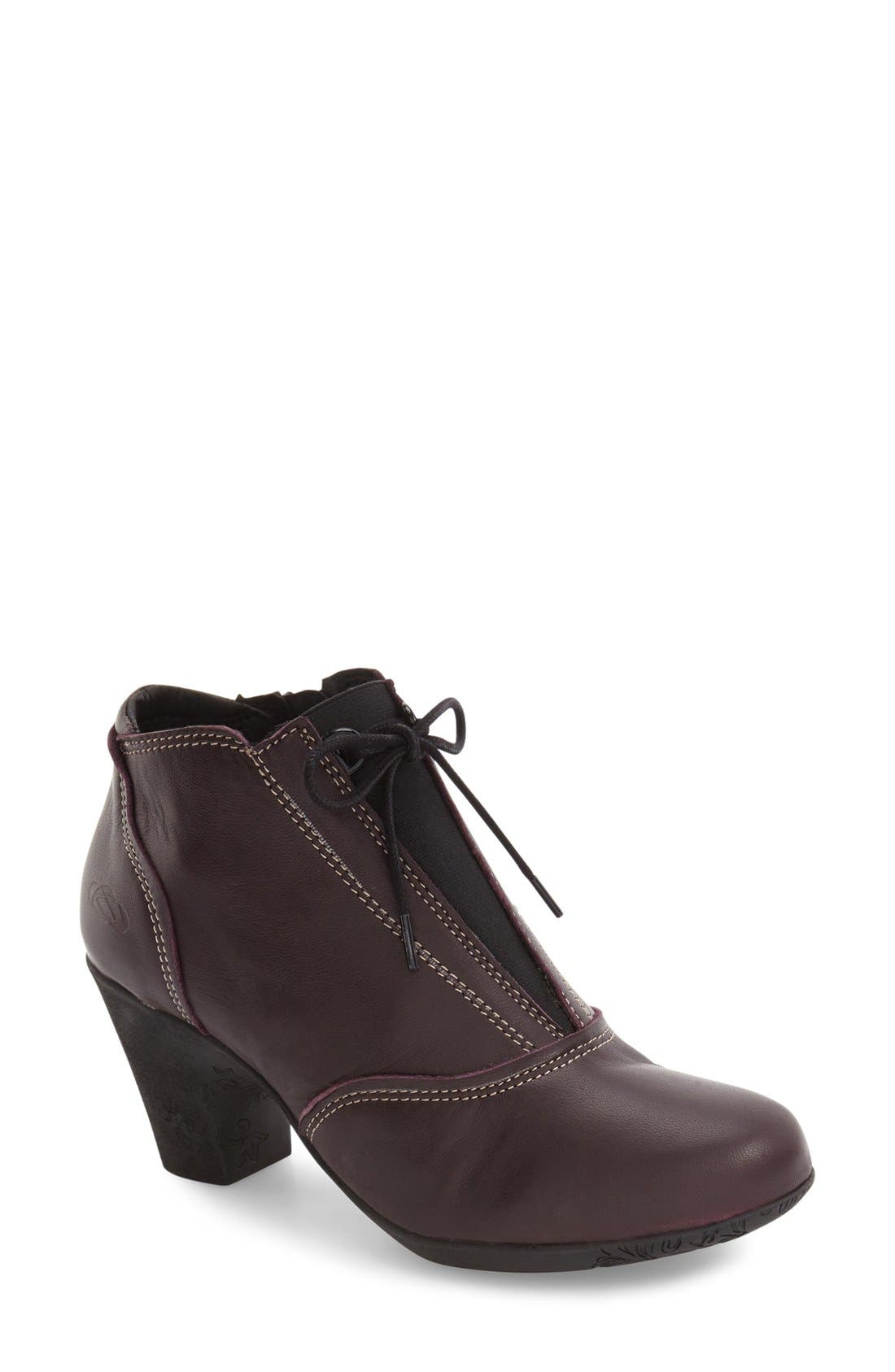 CLOUD Jace Zip Bootie (Women)