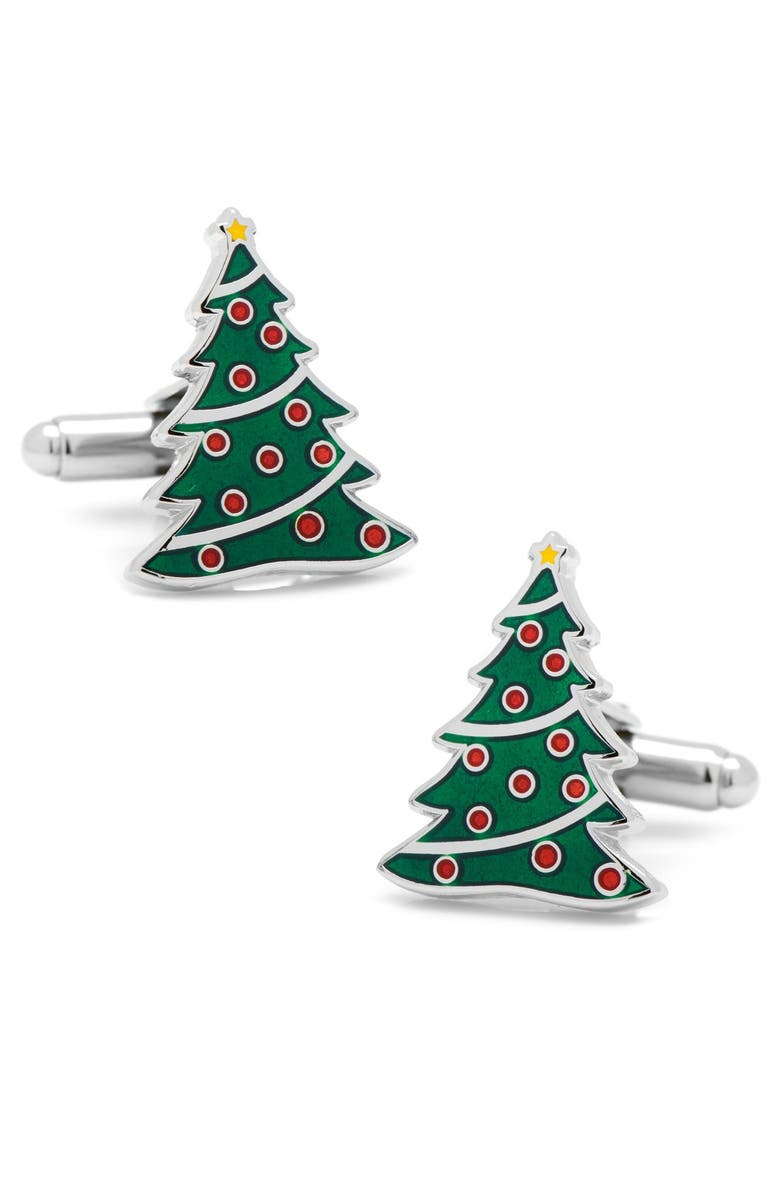 Cufflinks, Inc. Christmas Tree Cuff Links | Nordstrom