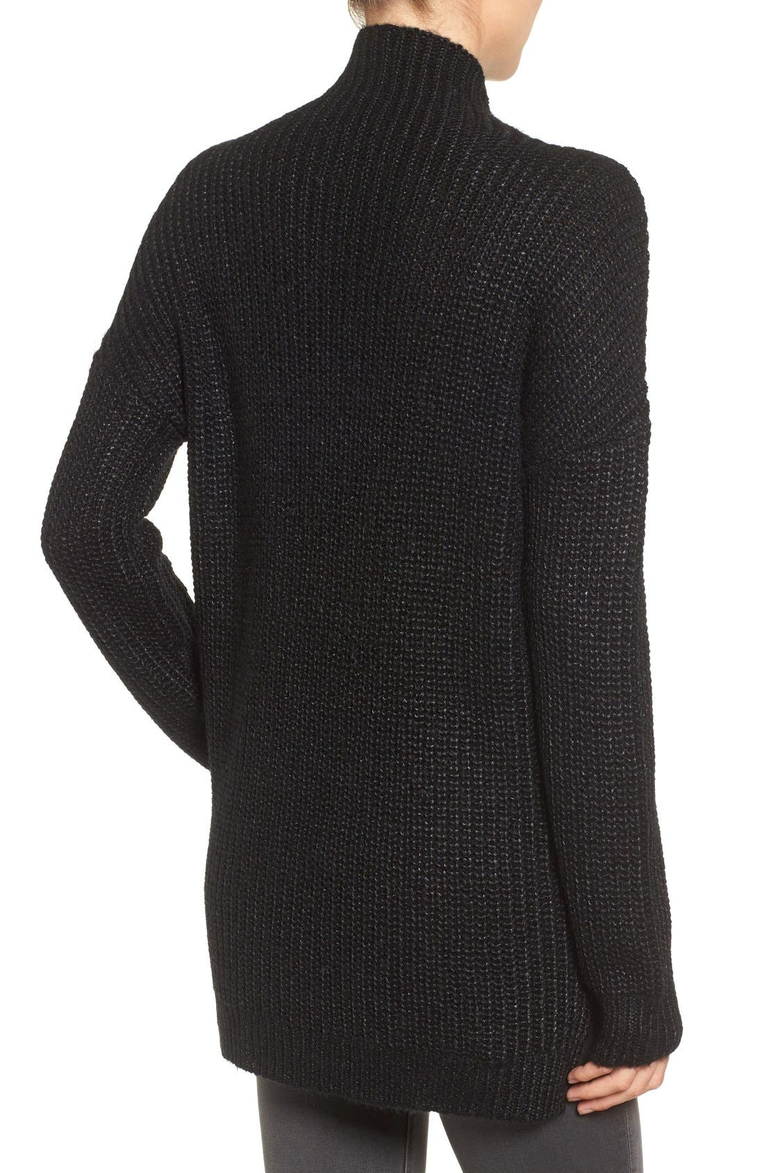 Alternate Image 3  - Trouvé Rib Knit Sweater