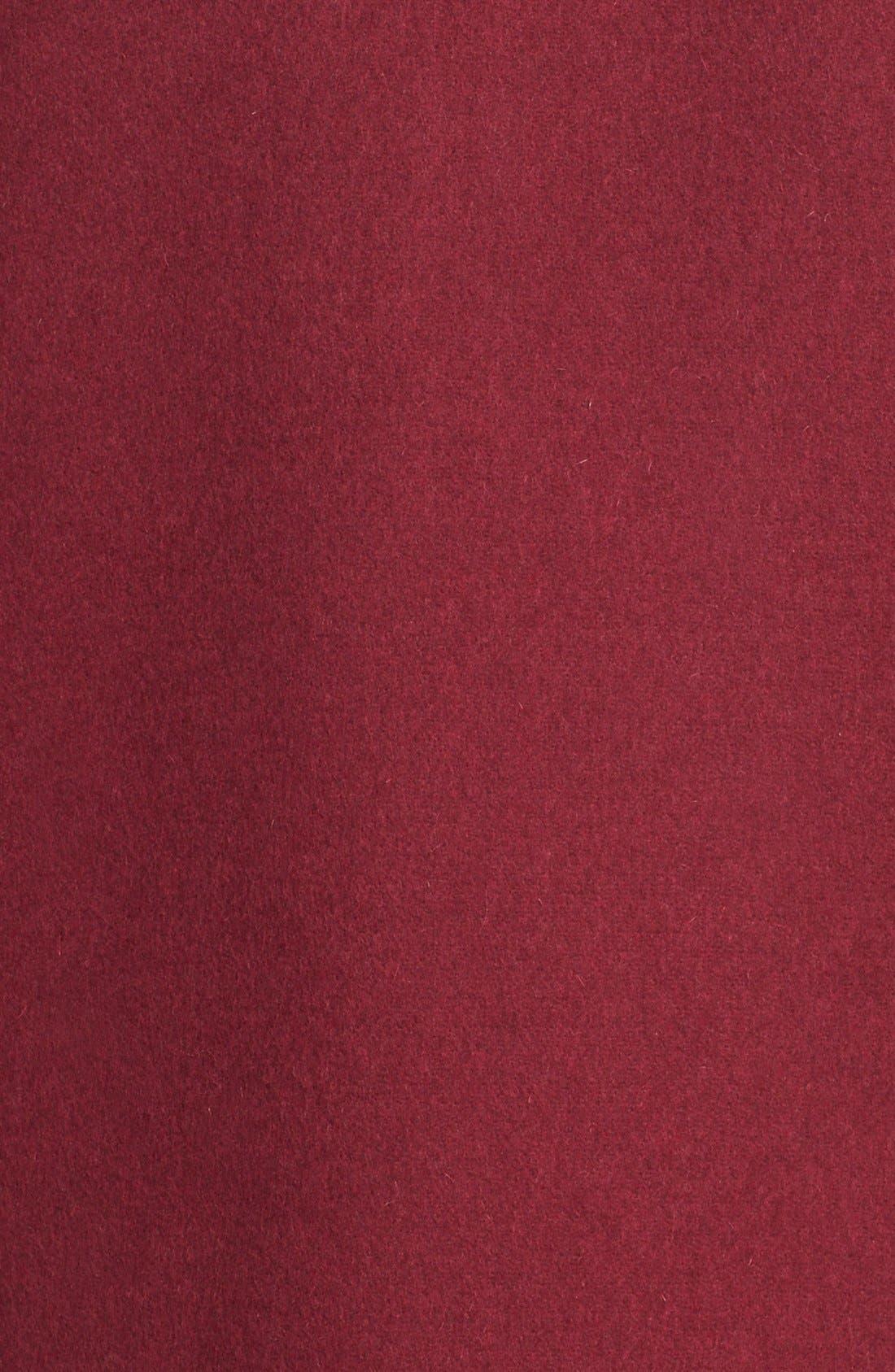 Alternate Image 3  - Burberry 'Baysbrooke' Wool Duffle Coat