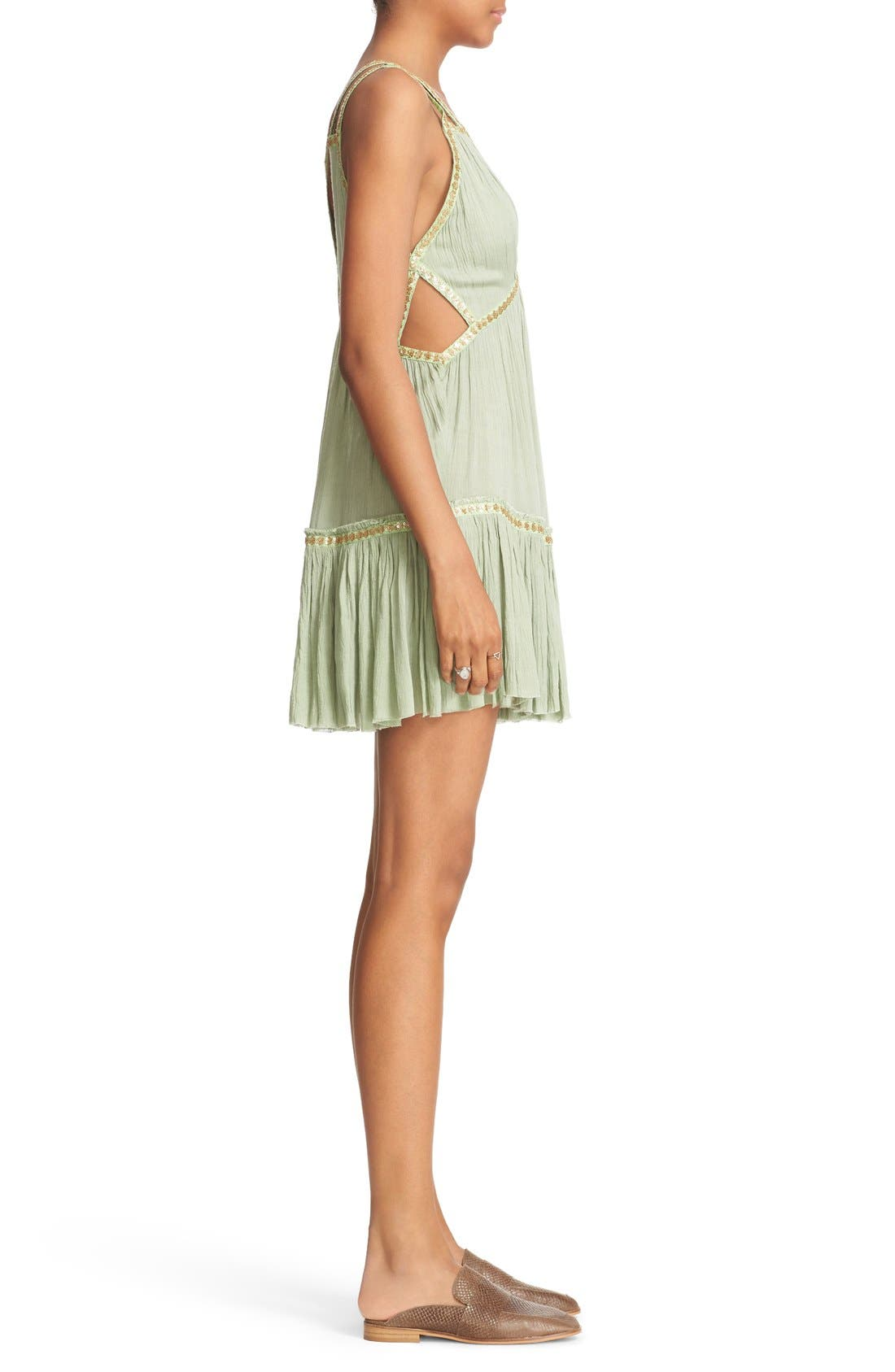 Alternate Image 3  - Free People Shine Marisol Minidress