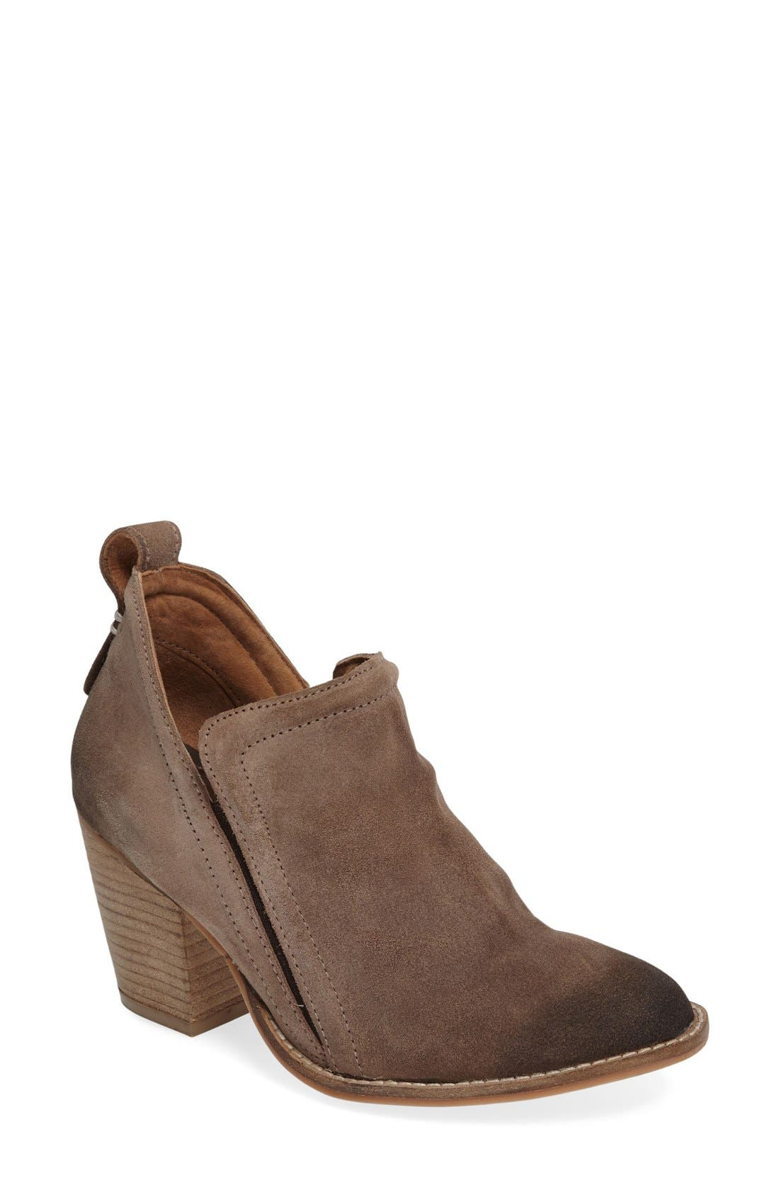 Alternate Image 1 Selected - Jeffrey Campbell Burman Split Shaft Bootie (Women)