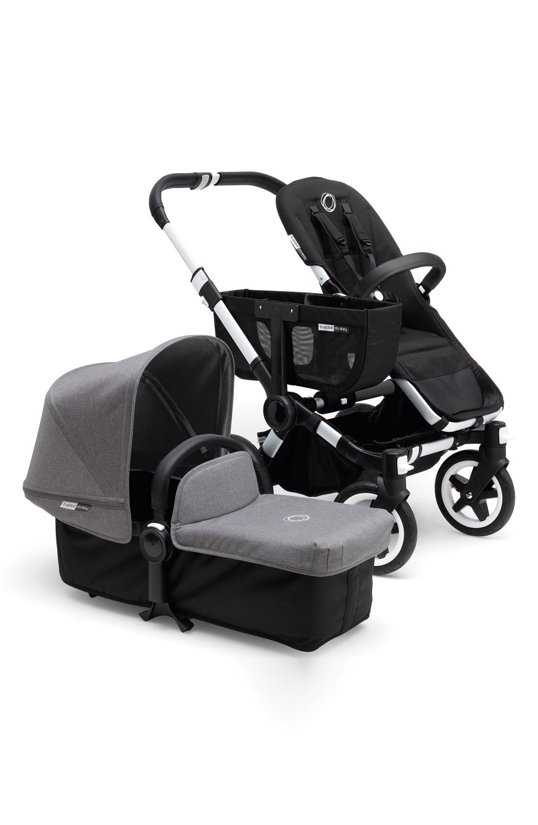 Bugaboo Donkey Mono Complete Stroller with Bassinet
