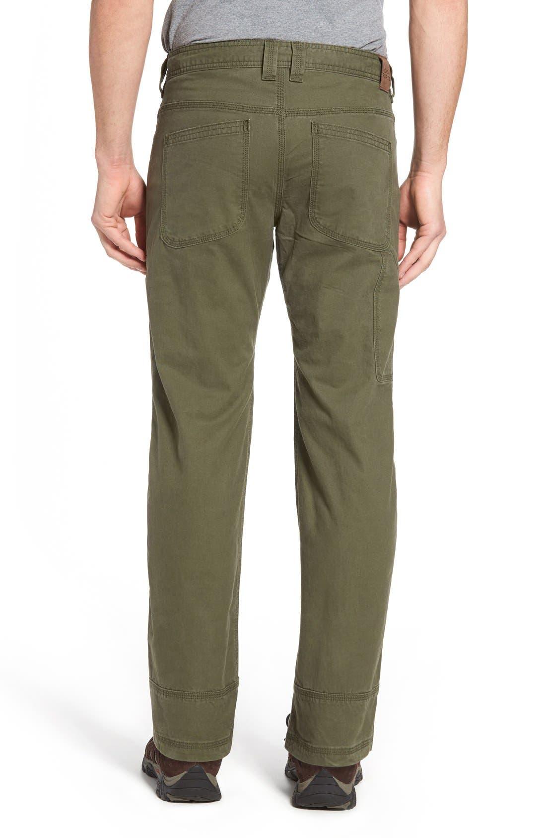 Bronson Pants,                             Alternate thumbnail 2, color,                             Cargo Green