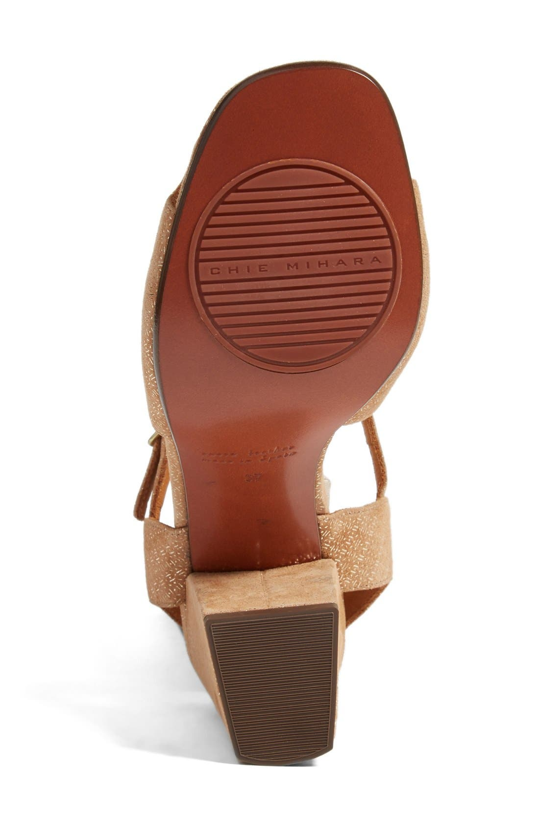 Alternate Image 4  - Chie Mihara Birthe T-Strap Sandal (Women)