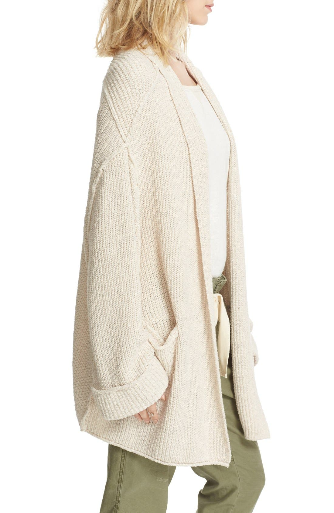 Alternate Image 4  - Free People Low Tide Cardigan